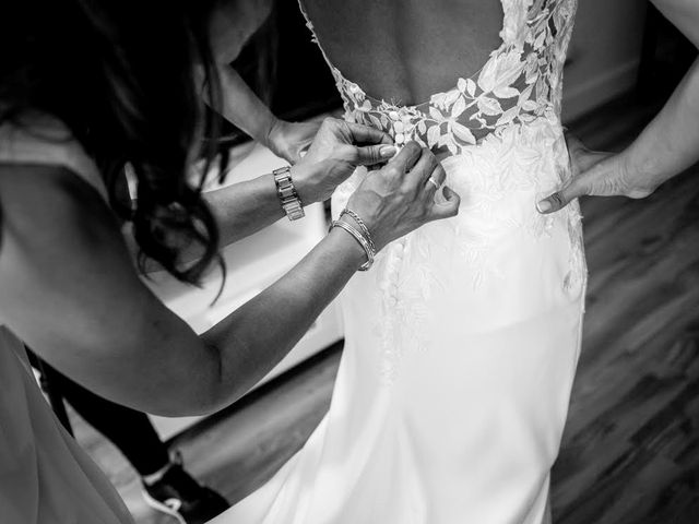 La boda de Javier y Giselle en Cembranos, León 1