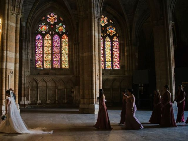La boda de Javier y Giselle en Cembranos, León 6