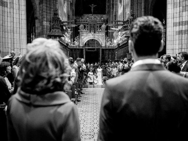 La boda de Javier y Giselle en Cembranos, León 7