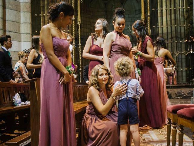 La boda de Javier y Giselle en Cembranos, León 9