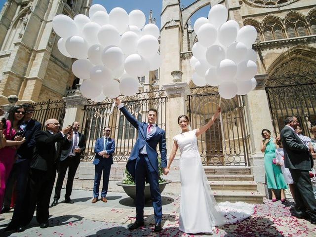 La boda de Giselle y Javier