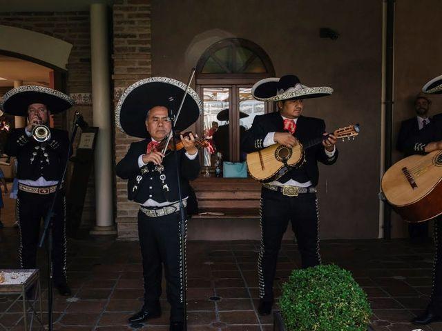 La boda de Javier y Giselle en Cembranos, León 10