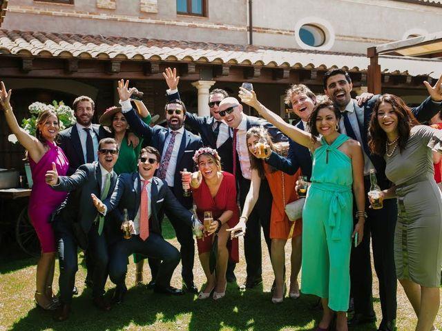 La boda de Javier y Giselle en Cembranos, León 11