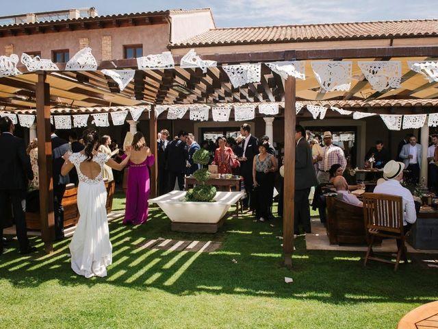 La boda de Javier y Giselle en Cembranos, León 16