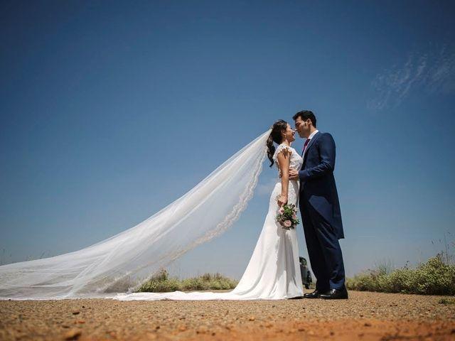 La boda de Javier y Giselle en Cembranos, León 22