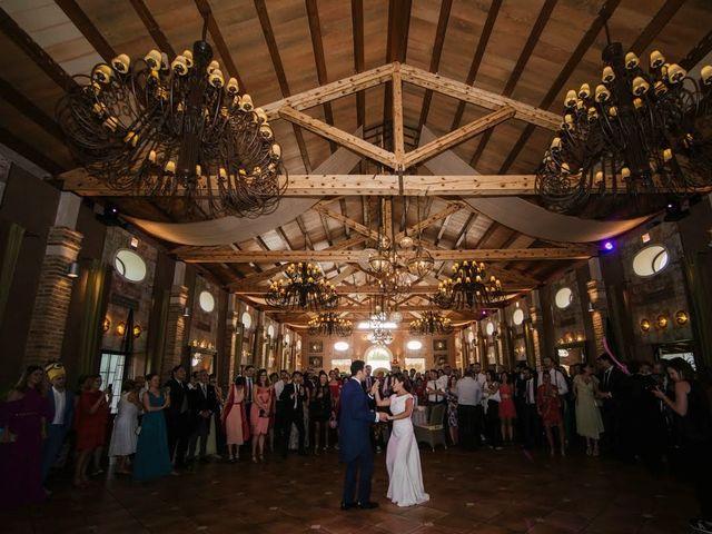La boda de Javier y Giselle en Cembranos, León 25