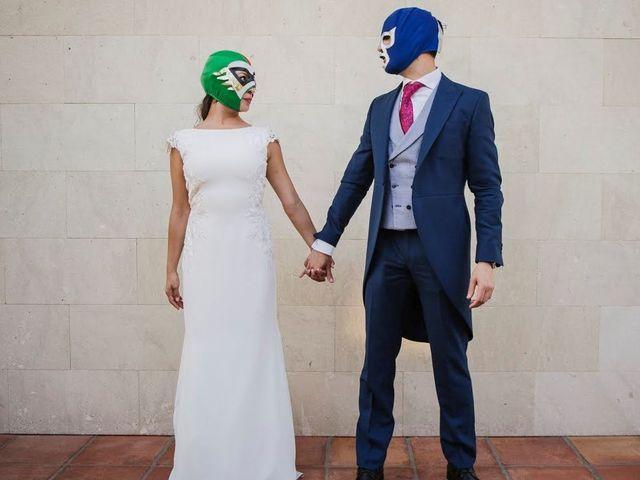 La boda de Javier y Giselle en Cembranos, León 34
