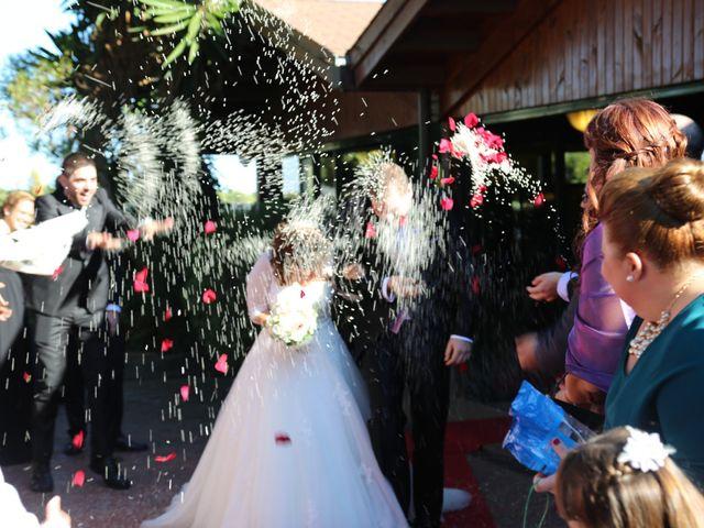 La boda de Alba y Lucio en Sant Andreu De Llavaneres, Barcelona 6