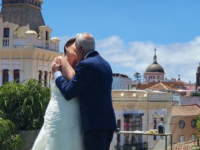 La boda de Jose y Isabel  en Santa Cruz De Tenerife, Santa Cruz de Tenerife 1