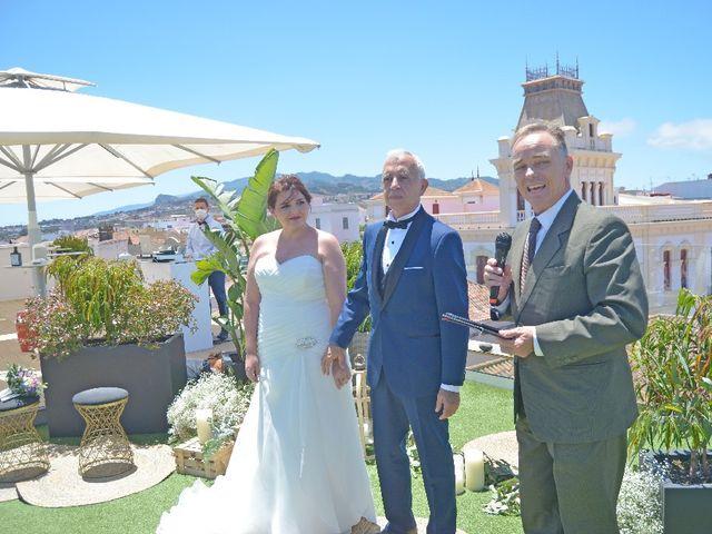 La boda de Jose y Isabel  en Santa Cruz De Tenerife, Santa Cruz de Tenerife 32