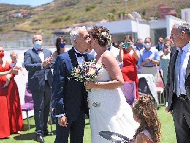 La boda de Jose y Isabel  en Santa Cruz De Tenerife, Santa Cruz de Tenerife 34