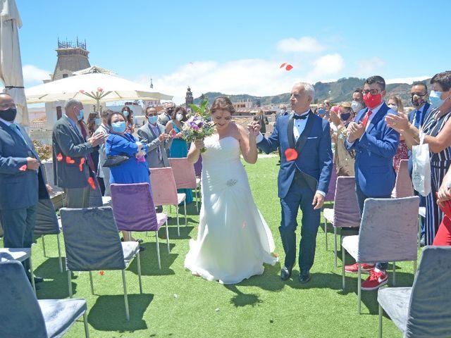 La boda de Jose y Isabel  en Santa Cruz De Tenerife, Santa Cruz de Tenerife 48
