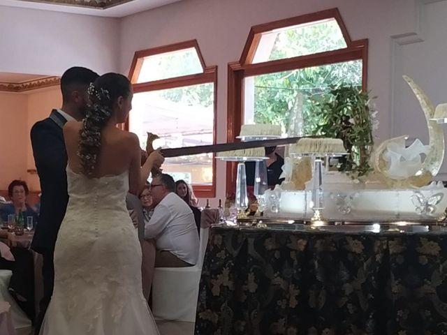 La boda de Vicente y Úrsula en Alfafar, Valencia 1