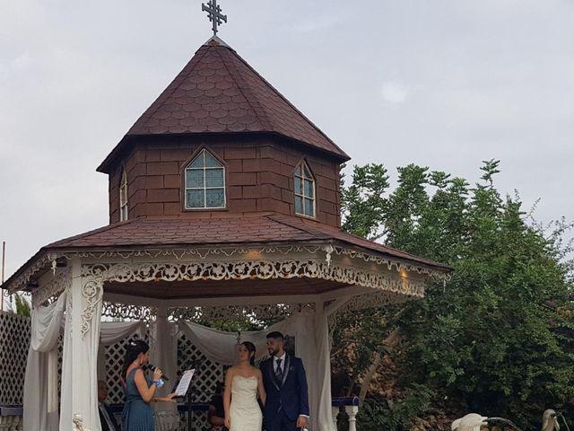 La boda de Vicente y Úrsula en Alfafar, Valencia 2