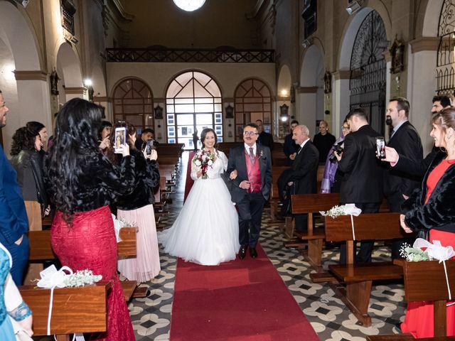 La boda de Arantxa y Jordi en Sant Fost De Campsentelles, Barcelona 7