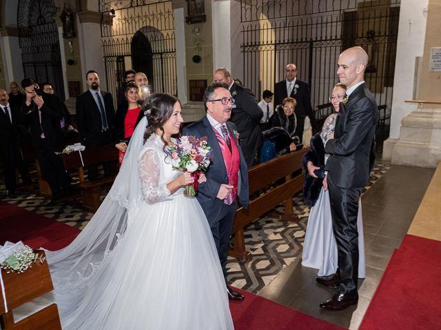 La boda de Arantxa y Jordi en Sant Fost De Campsentelles, Barcelona 8