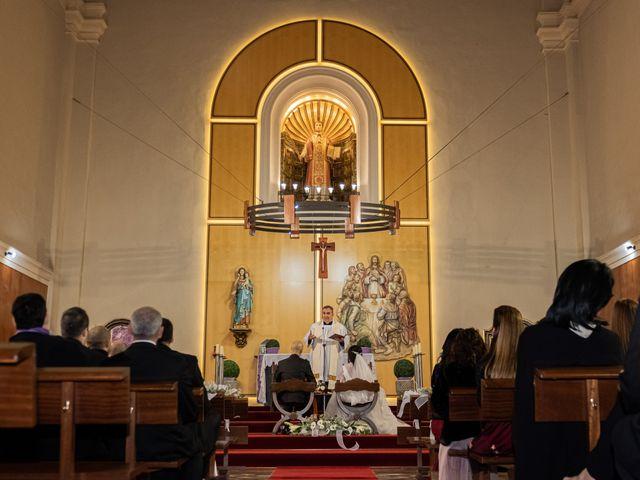 La boda de Arantxa y Jordi en Sant Fost De Campsentelles, Barcelona 9