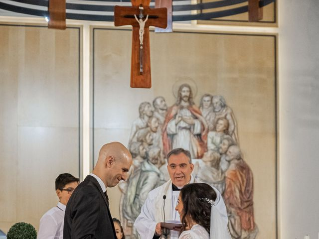 La boda de Arantxa y Jordi en Sant Fost De Campsentelles, Barcelona 10