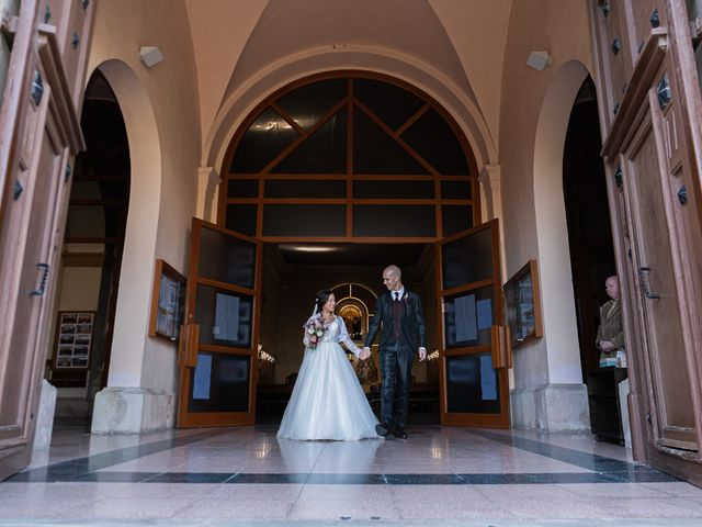 La boda de Arantxa y Jordi en Sant Fost De Campsentelles, Barcelona 12