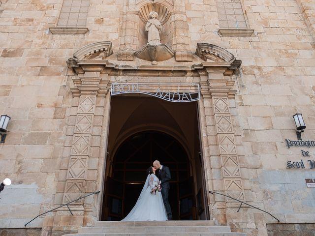 La boda de Arantxa y Jordi en Sant Fost De Campsentelles, Barcelona 13