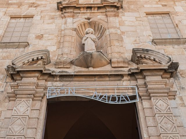 La boda de Arantxa y Jordi en Sant Fost De Campsentelles, Barcelona 14