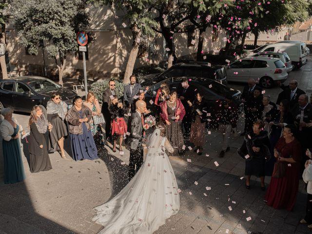 La boda de Arantxa y Jordi en Sant Fost De Campsentelles, Barcelona 16
