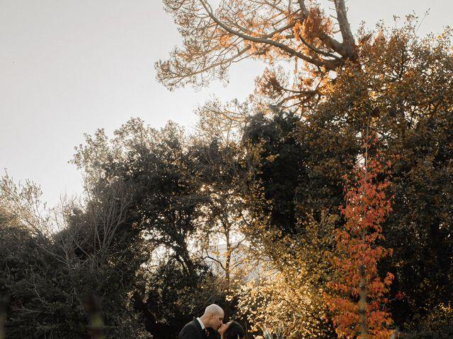 La boda de Arantxa y Jordi en Sant Fost De Campsentelles, Barcelona 19