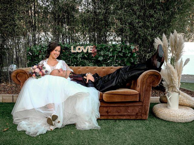 La boda de Arantxa y Jordi en Sant Fost De Campsentelles, Barcelona 31