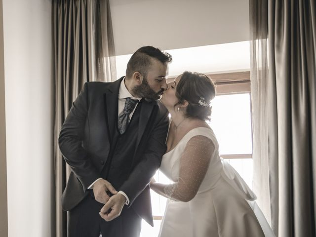 La boda de Iván y Estela en Segorbe, Castellón 11