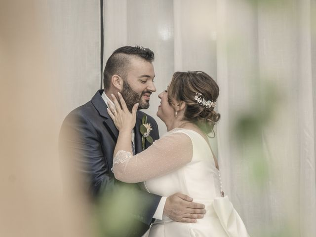 La boda de Iván y Estela en Segorbe, Castellón 15