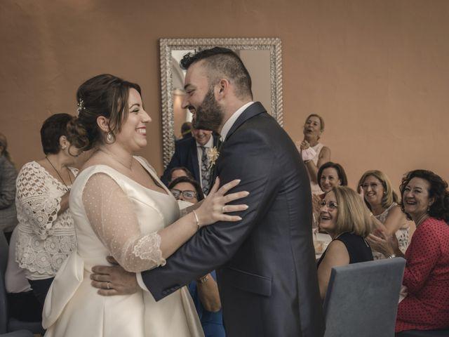 La boda de Iván y Estela en Segorbe, Castellón 18