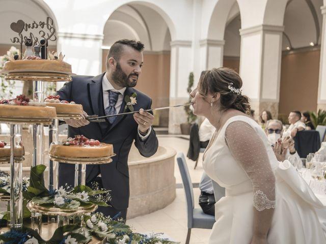 La boda de Iván y Estela en Segorbe, Castellón 25