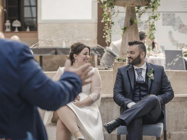 La boda de Iván y Estela en Segorbe, Castellón 30