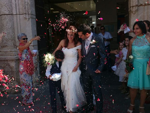 La boda de Inma y Javi