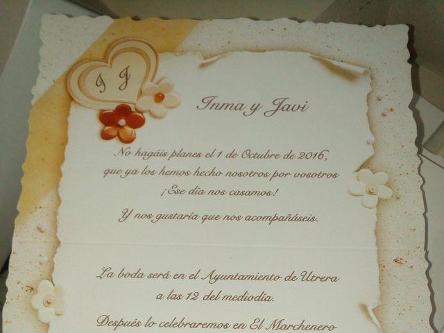 La boda de Javi y Inma en Utrera, Sevilla 4