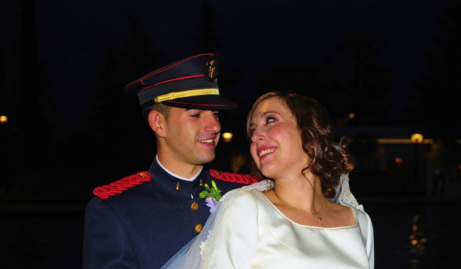 La boda de Sabina y Borja en Pinto, Madrid