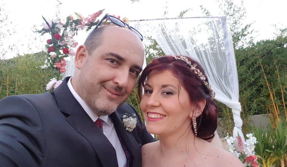 La boda de Jordi y Rosa en Jaén, Jaén
