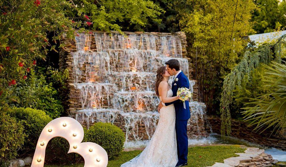 La boda de Jorge y Silvia  en Madrid, Madrid