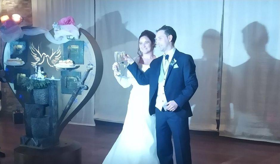 La boda de David Ibañez Llorente  y Cristina Galve Pérez  en L' Hospitalet De Llobregat, Barcelona