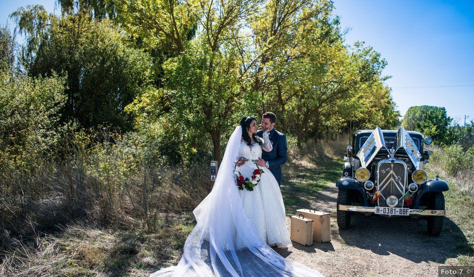 La boda de Raúl y María en Palencia, Palencia