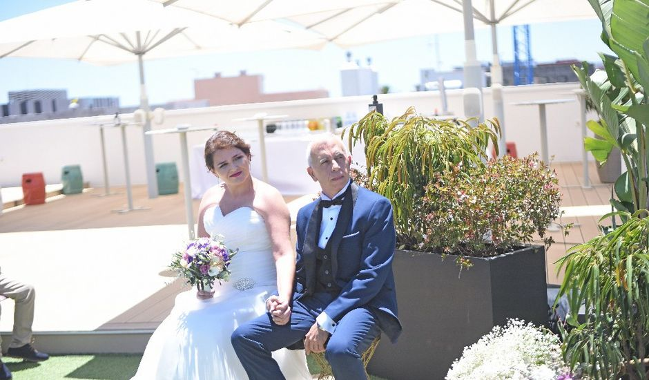 La boda de Jose y Isabel  en Santa Cruz De Tenerife, Santa Cruz de Tenerife