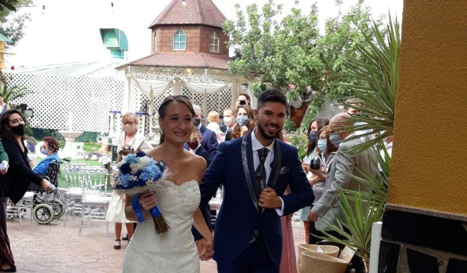 La boda de Vicente y Úrsula en Alfafar, Valencia