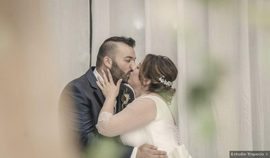 La boda de Iván y Estela en Segorbe, Castellón