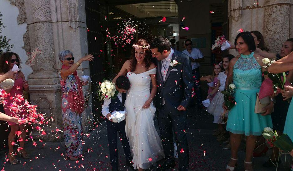 La boda de Javi y Inma en Utrera, Sevilla