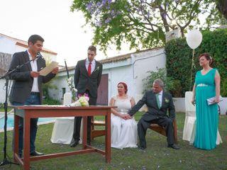 La boda de Angeles y Antonio