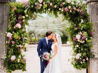 La boda de Iris y Rober