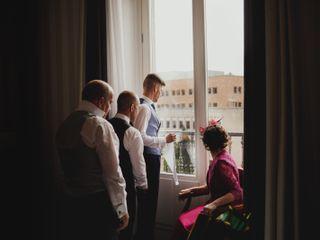 La boda de Marta y Leandro 2
