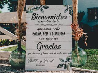 La boda de Cristina y Daniel 1