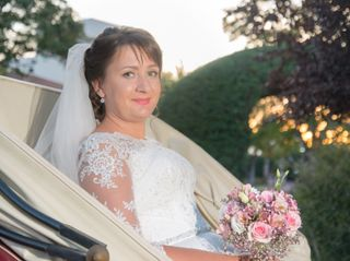 La boda de Yana y Javier 1