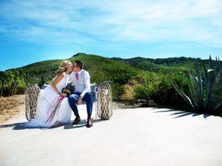 La boda de Mar y Xavier